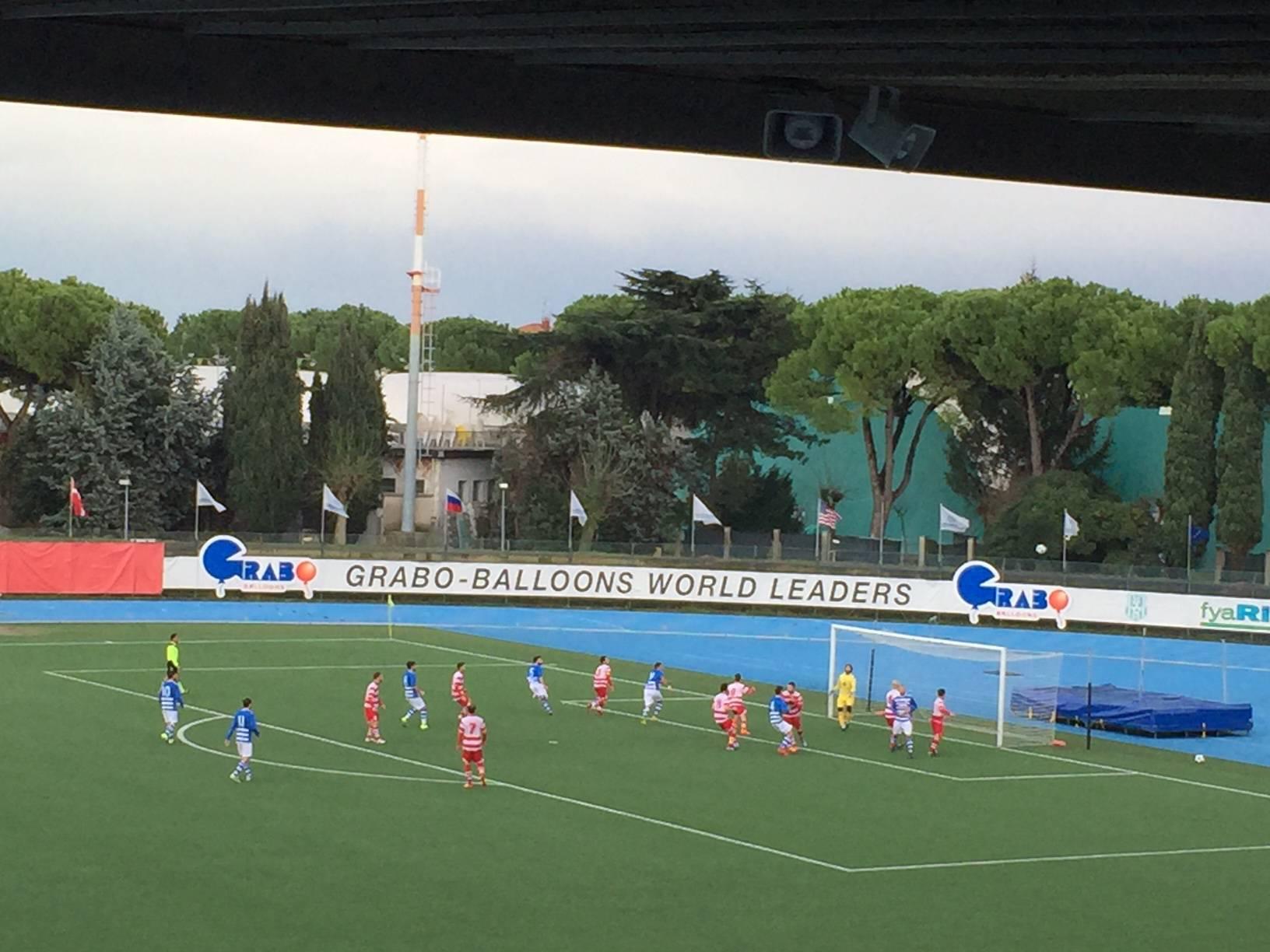 Fya Riccione-Castrocaro 4-0