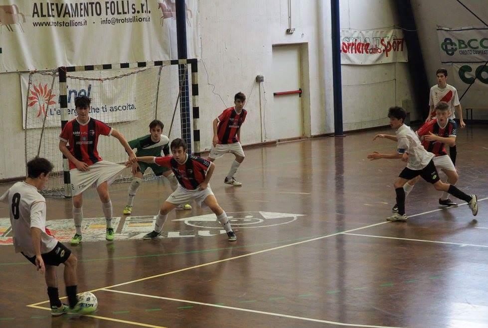 Calcio a 5 Juniores. Imolese-Rimini 0-6