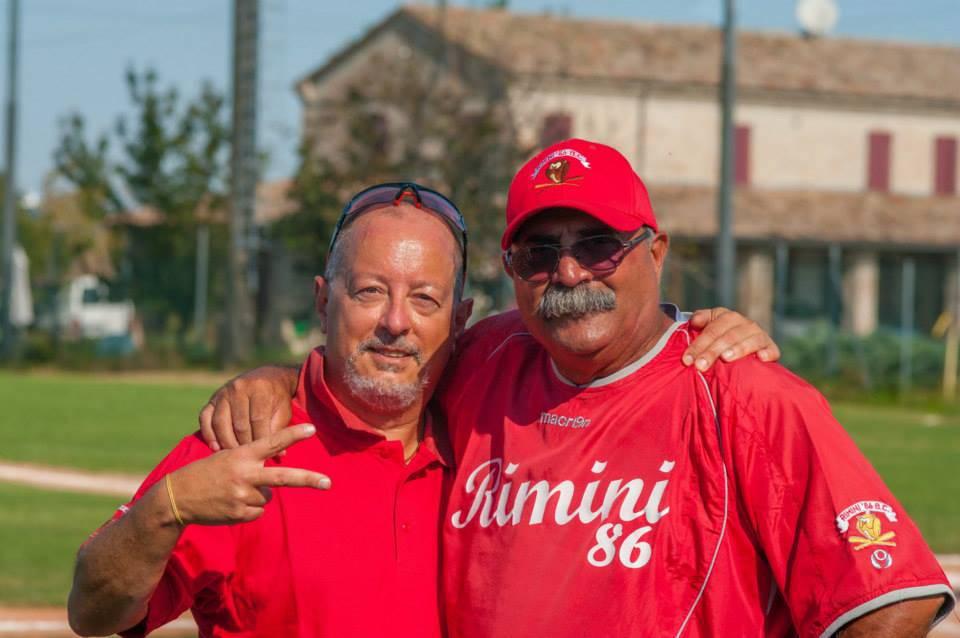 Trent'anni di Rimini 86 Baseball. Intervista al vicepresidente Giampaolo Zonzini