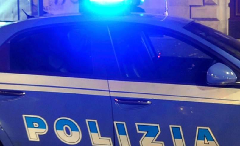Ostia, arrestato dalla Polizia di Stato due volte in 2 due giorni per lo  stesso reato: danneggiamento aggravato