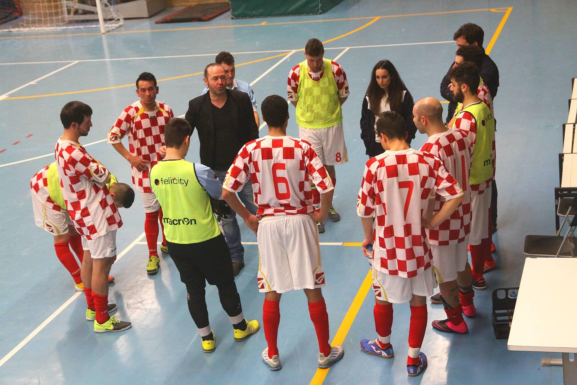 Calcio a 5 D. Coppa Italia: A.C.D. Modigliana-Solaris Viserba Futsal 8-2
