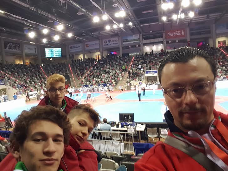 Taekwondo. Gli atleti riminesi impegnati a Bonn e Fabriano