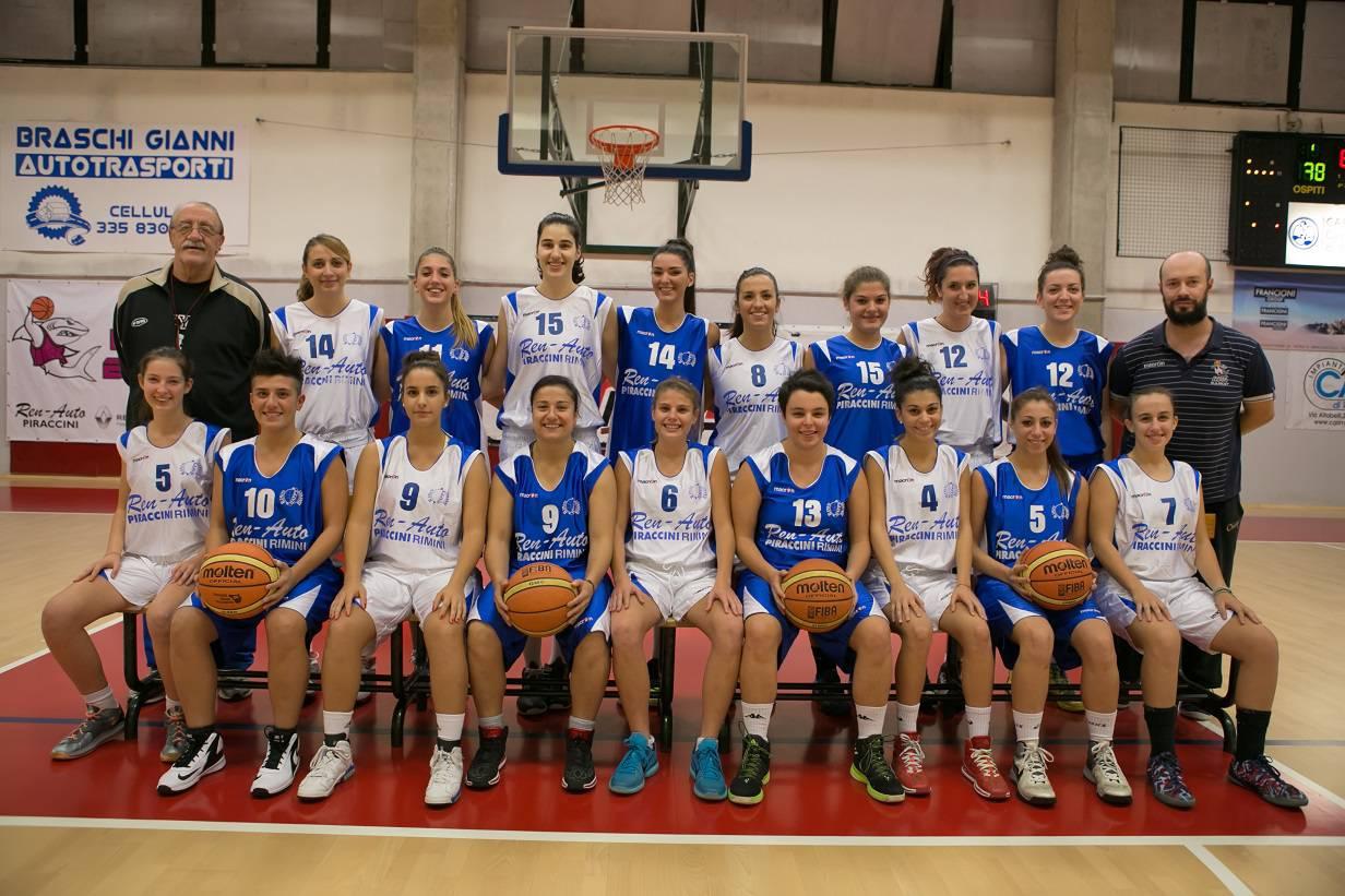 Play off, ritorno ottavi di finale: Finale Emila-RenAuto Happy Basket Rimini 49-69