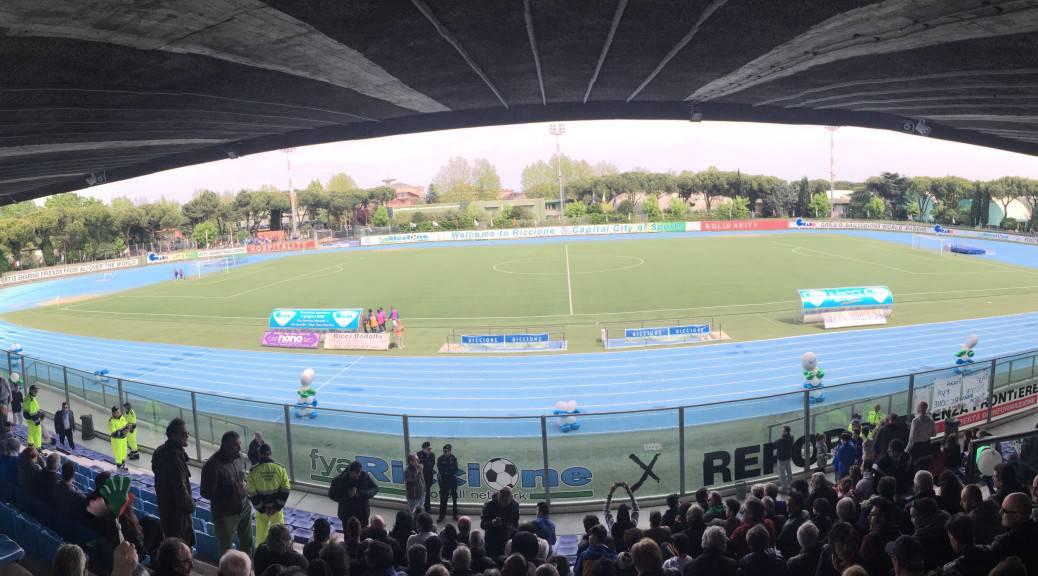 Fya Riccione-Marignanese 0-0