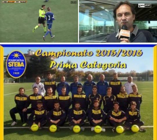 Varutti, Sapucci e la Stella 2015-2016