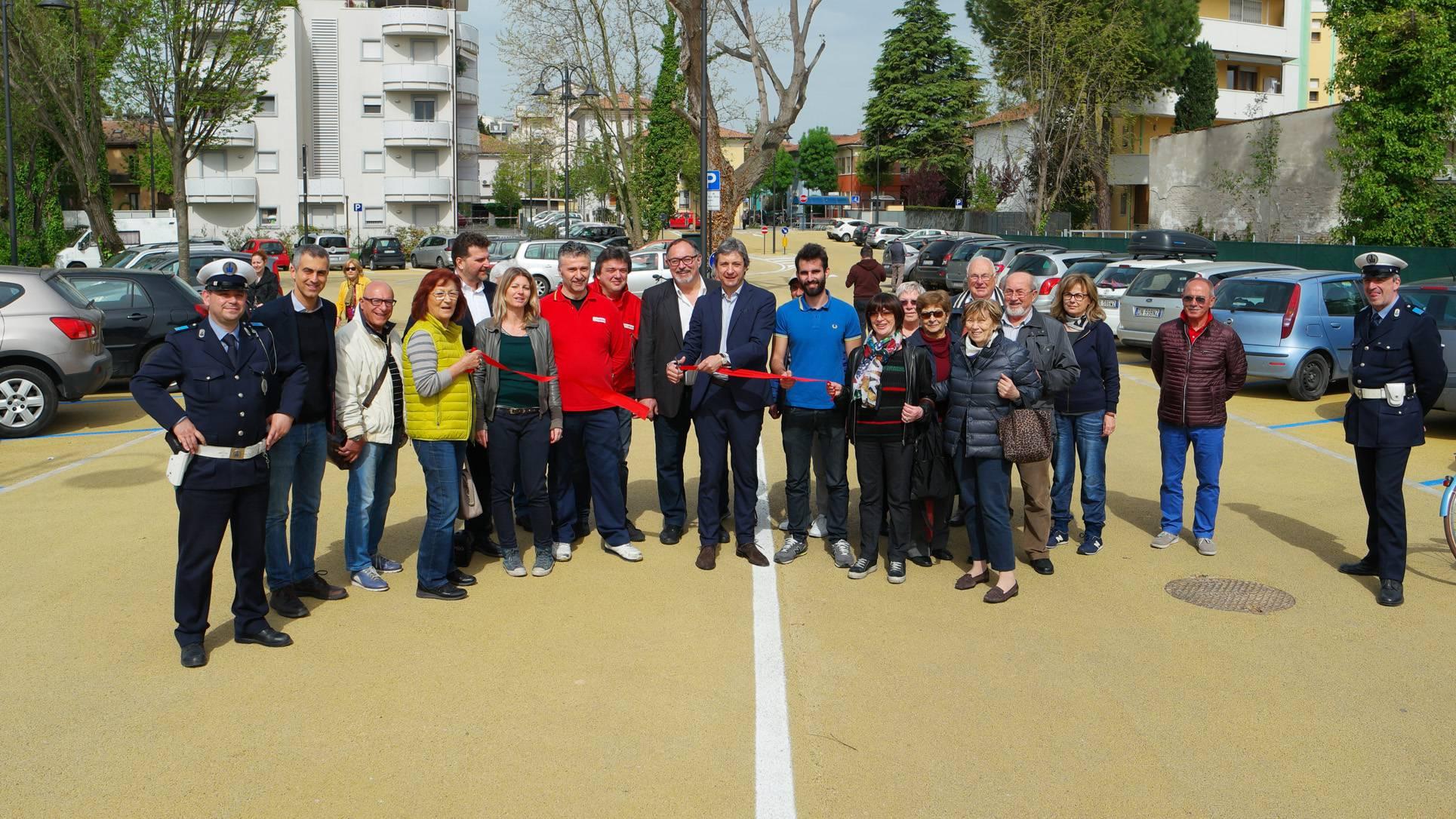 Inaugurato il nuovo parcheggio Tiberio 2. Come cambierà il Borgo con il Progetto Tiberio