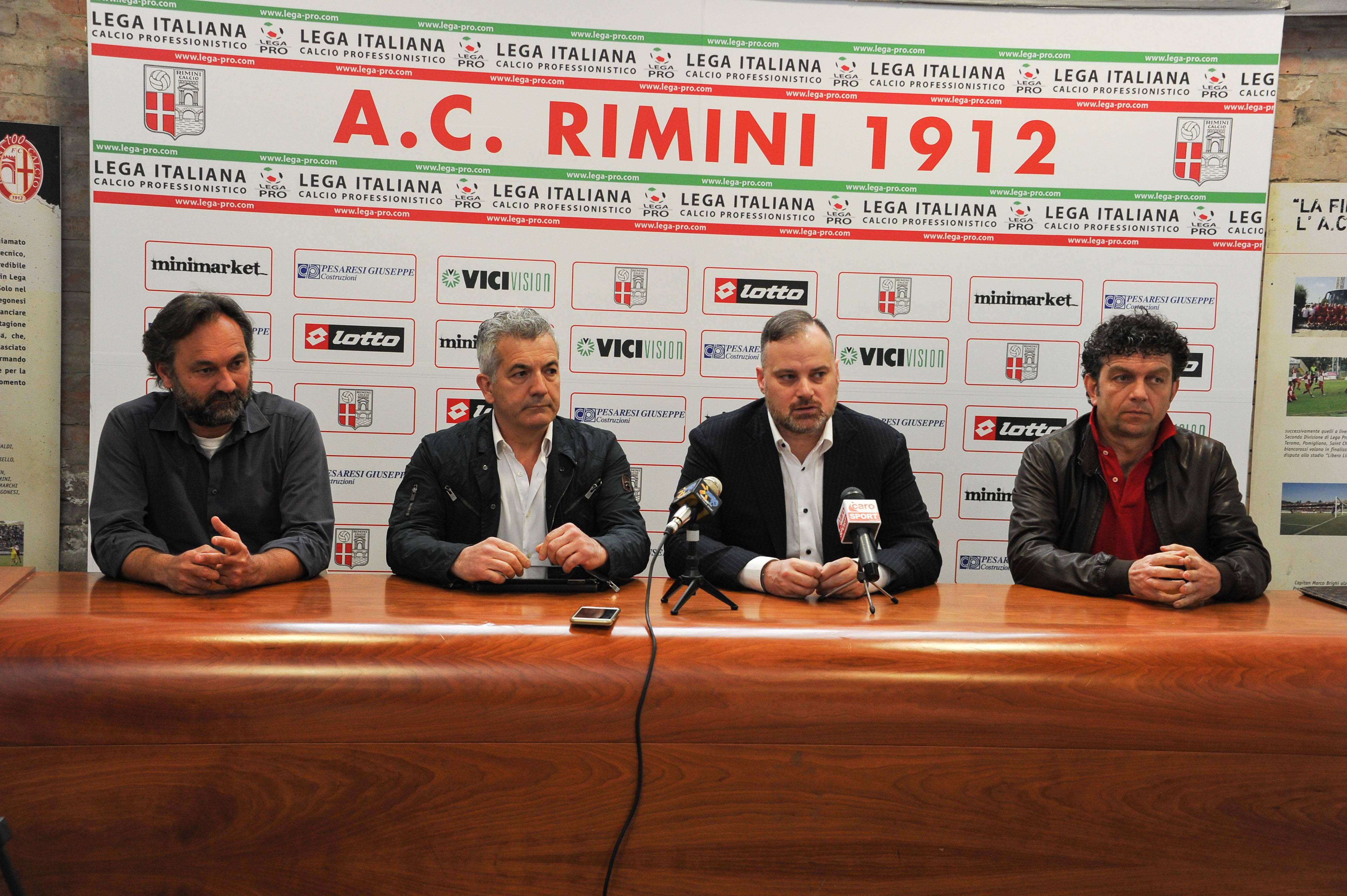 Rimini Calcio. La Scuola Calcio sarà gestita dal Garden. Lanciata la Public Company per salvare la società