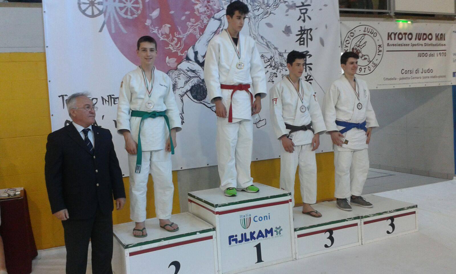 La sezione Judo della Polisportiva Riccione torna con un argento dal Torneo internazionale