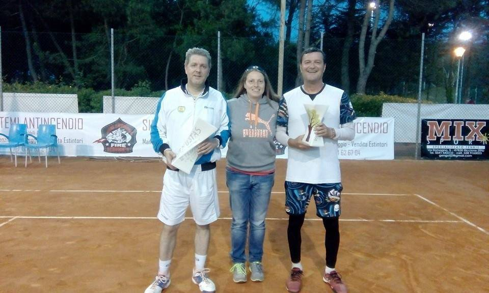 A Maximiliano Falaschi il 6° Trofeo del Gelso al CT Venustas