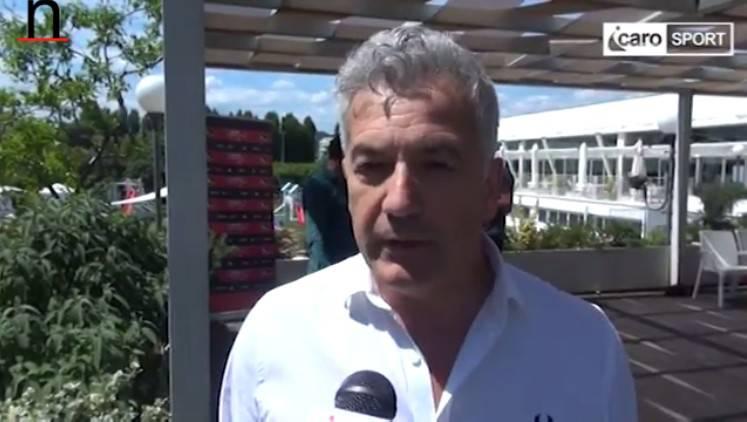 Ermanno Pasini, presidente del Garden