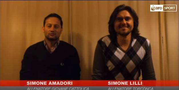 Icaro Sport. Intervista doppia a Simone Amadori e Simone Lilli