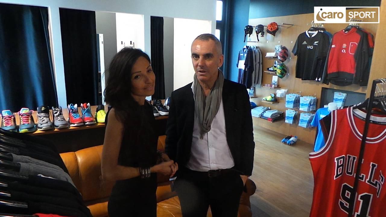 Silvia Pedini intervista Federico Buffa