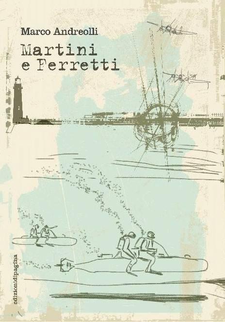 In Piazzale Ceccarini l'anteprima del libro di Marco Andreolli