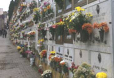 Interventi in quattro cimiteri periferici per 1,5 milioni