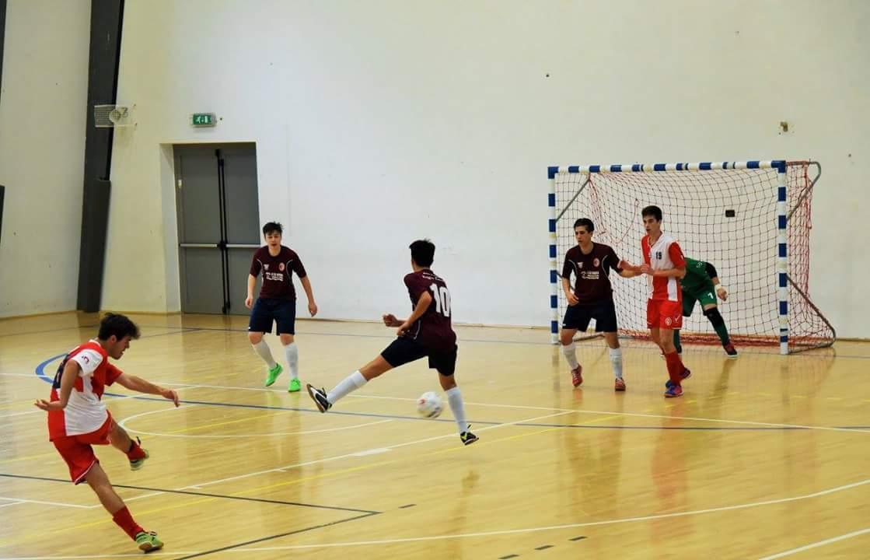 Calcio a 5 Juniores. 0-0 tra Imolese e Rimini nella prima del triangolare di Coppa