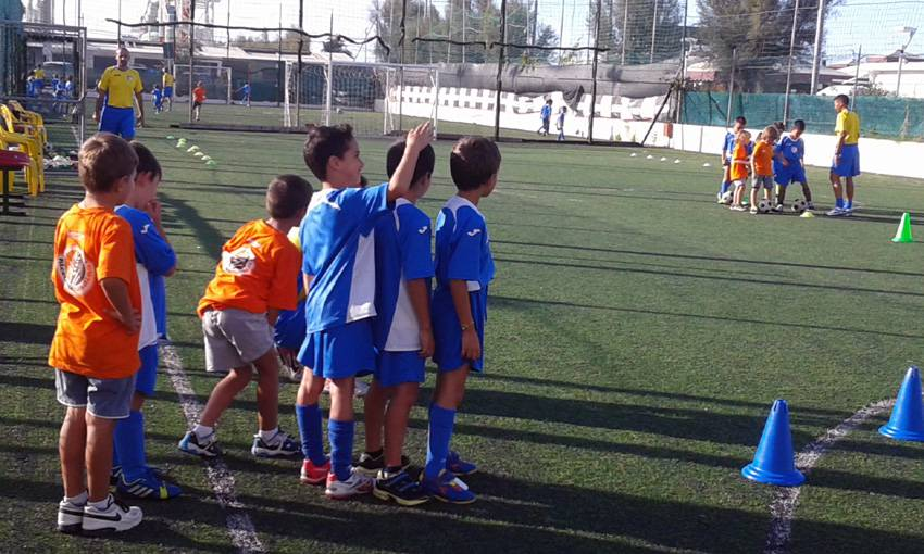 Scuola Calcio Polisportiva Riccione: football, mare, natura e divertimento con tre diversi Camp estivi