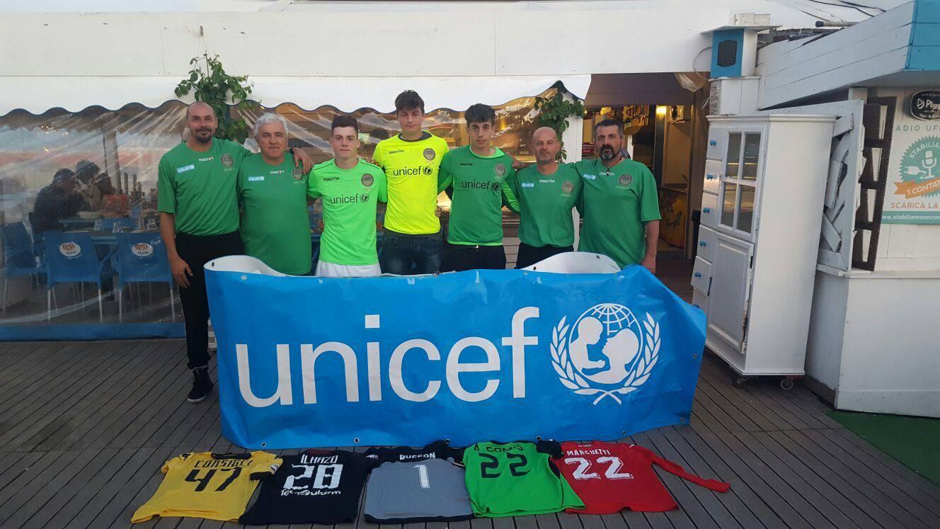 Summer Camp Goalkeeper Unicef