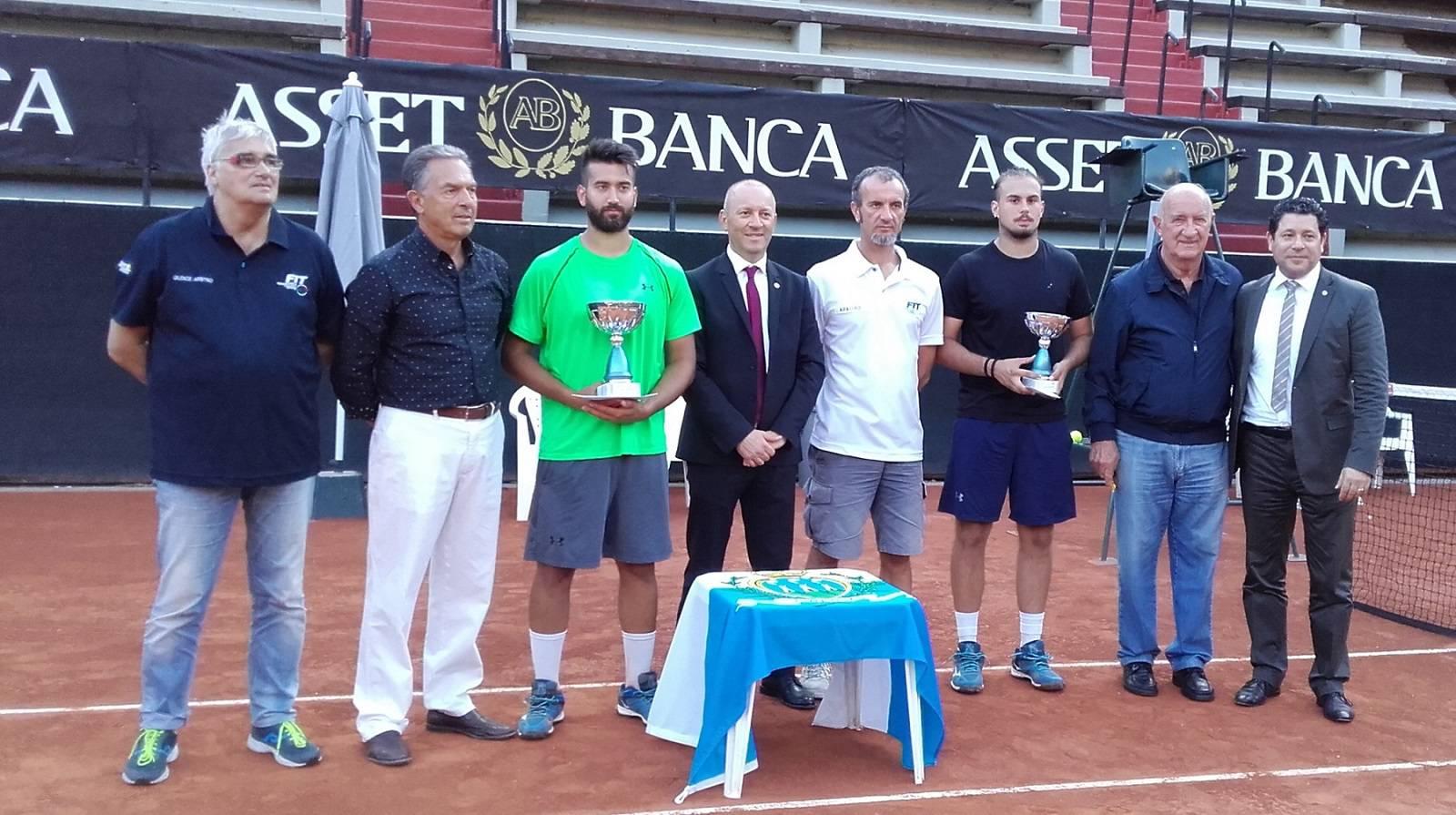 Tennis. Asset Banca Open 2016: Andrea Grossi conquista il titolo