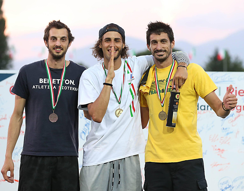 Eugenio Rossi medaglia d'argento
