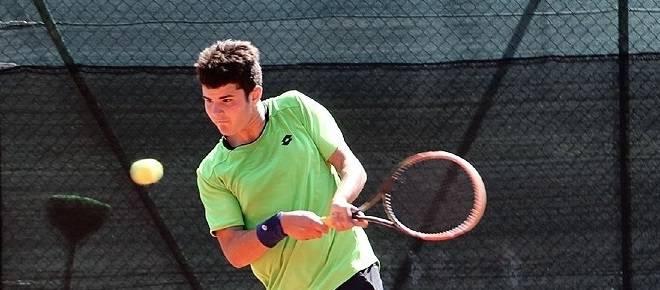 Filippo Stramigioli si ferma solo in finale nel torneo Open di Misano, vinto da Lorenzo Cremonini