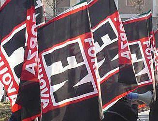 Forza Nuova, sabato contro-manifestazione all'Arco d'Augusto