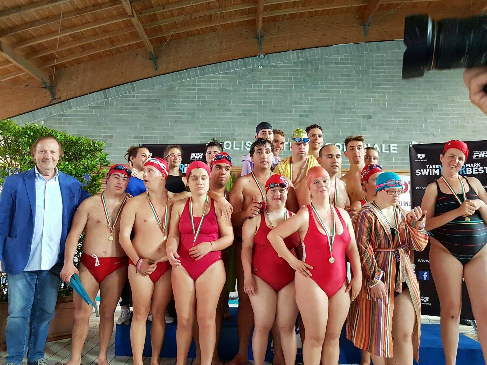 Terminata la quattro giorni del 20° Trofeo internazionale di nuoto