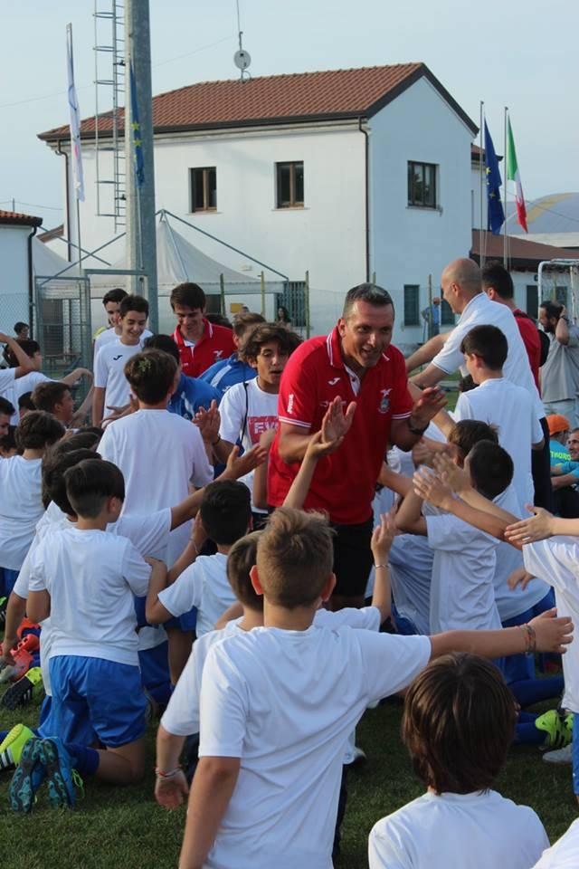 La Polisportiva Junior Coriano festeggia la fine della stagione sportiva