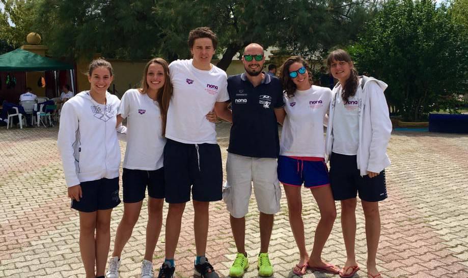 Allo Stadio del Nuoto di Riccione fino a domenica gli Italiani Master FIN