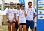 TDSRimini. Campionati Italiani di categoria: 4° posto per la staffetta Juniores 2+2 e per Sara Moretti