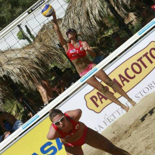 Beach Volley. Italiani Assoluti, a Porto San Giorgio Pini-Bulgarelli tra le prime otto