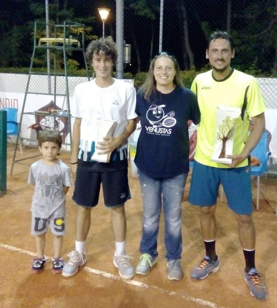 Luca Marco Casanova batte Manuel Mazza in finale e si aggiudica il 5° Trofeo del Gelso