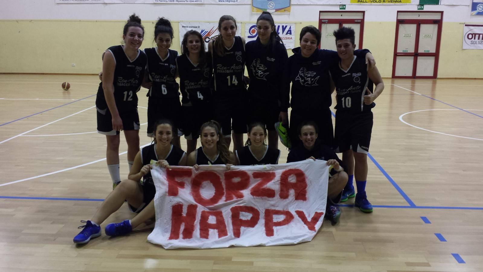 RenAuto Happy Basket Rimini ammessa