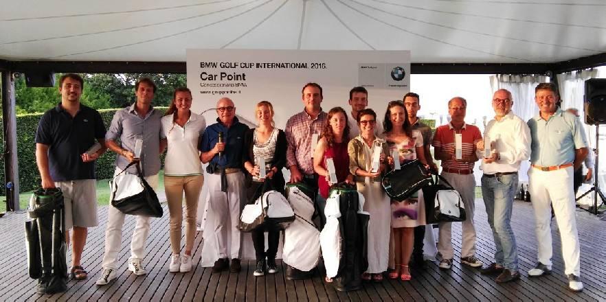 Bmw International, volano alla finale italiana Orazi, Del Governatore e Nicoletta Michelini