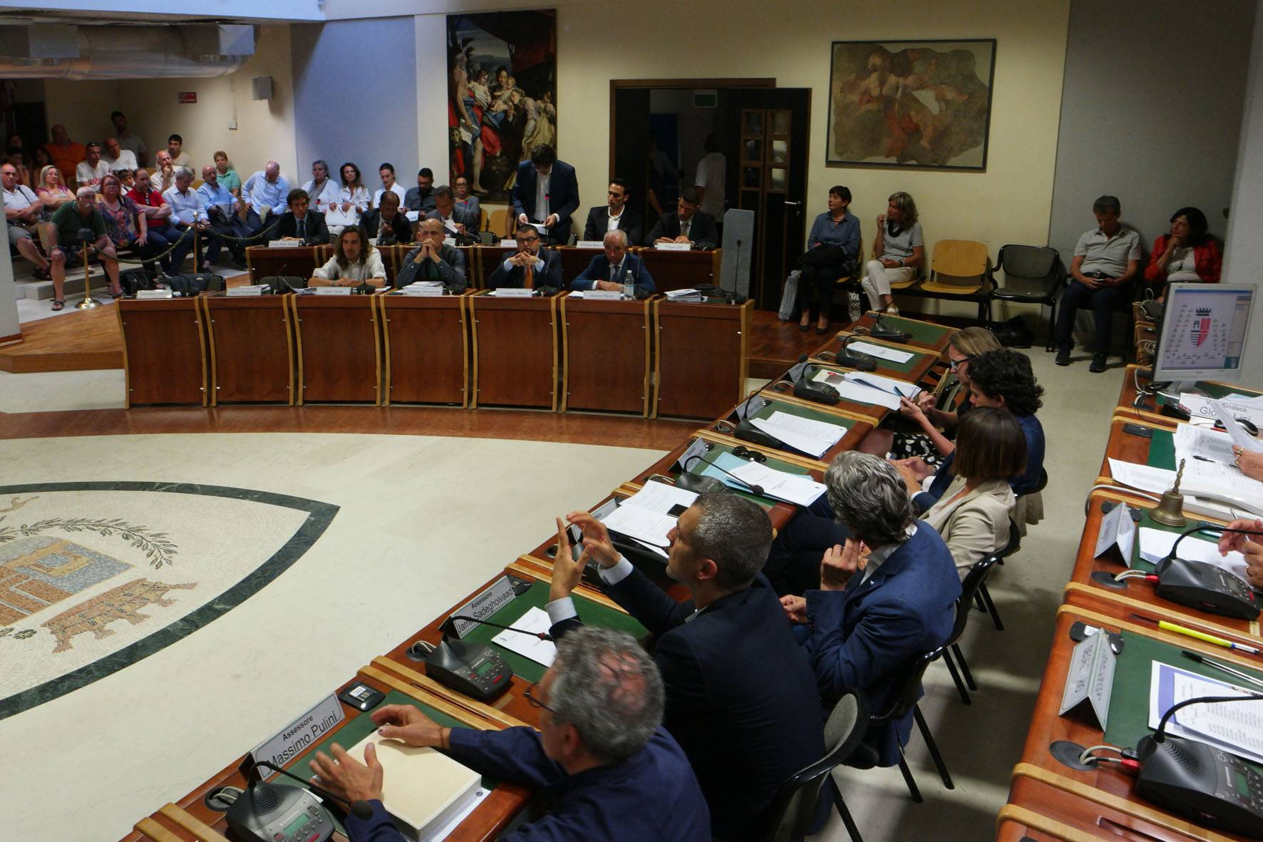Il Consiglio Comunale di Rimini torna a riunirsi. Diretta su Icaro 211
