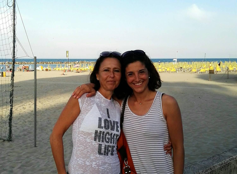 BVOLLEY. Anna Rita Aguzzoli e Barbara Garattoni coordinatrici dei Social Network e dell'Area Comunicazione