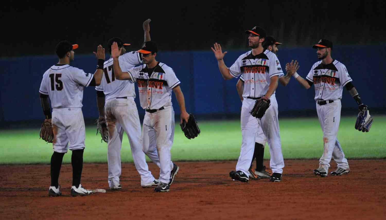 Baseball. Play off, ai Pirati gara1 con San Marino (8-3)