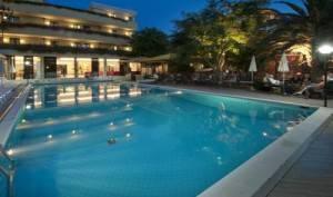 la piscina del Park Hotel Kursaal