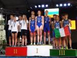Nicolò Strada, il primo Europeo è da urlo! 12° individuale e bronzo con la staffetta mista dell'Italia