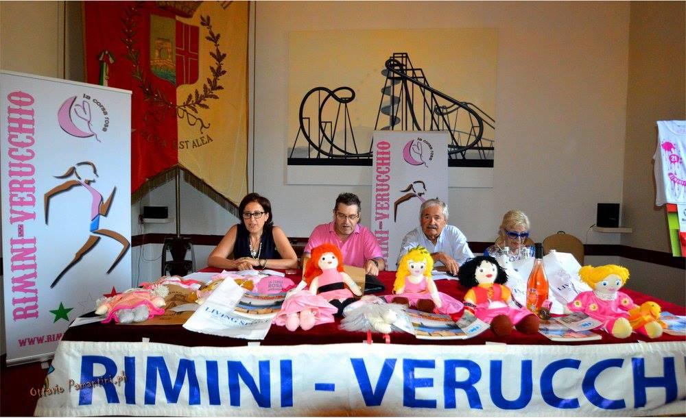 Sabato 2 luglio la 33a Rimini-Verucchio, la Corsa della Notte Rosa