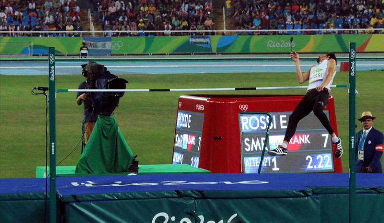 Rio 2016. Eugenio Rossi