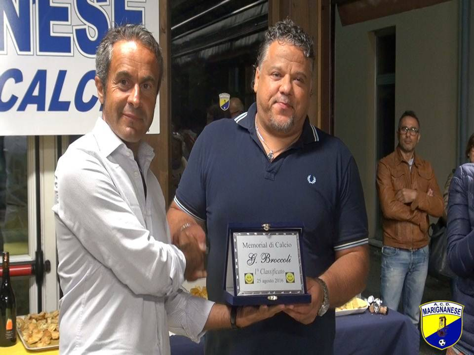 La Marignanese vince il 5° Memorial