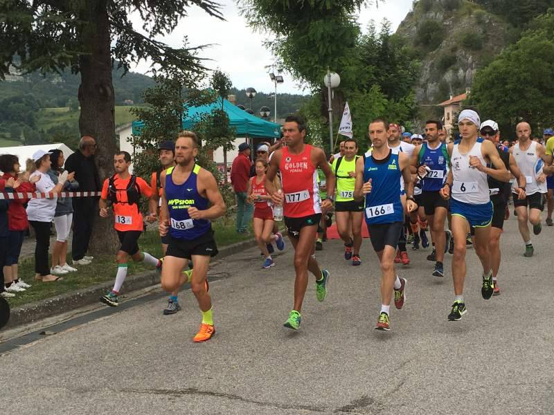 9° EcoTrail Running: Marco Oppioli e Livia Grazi sono il re e la regina di Montecopiolo (gallery)