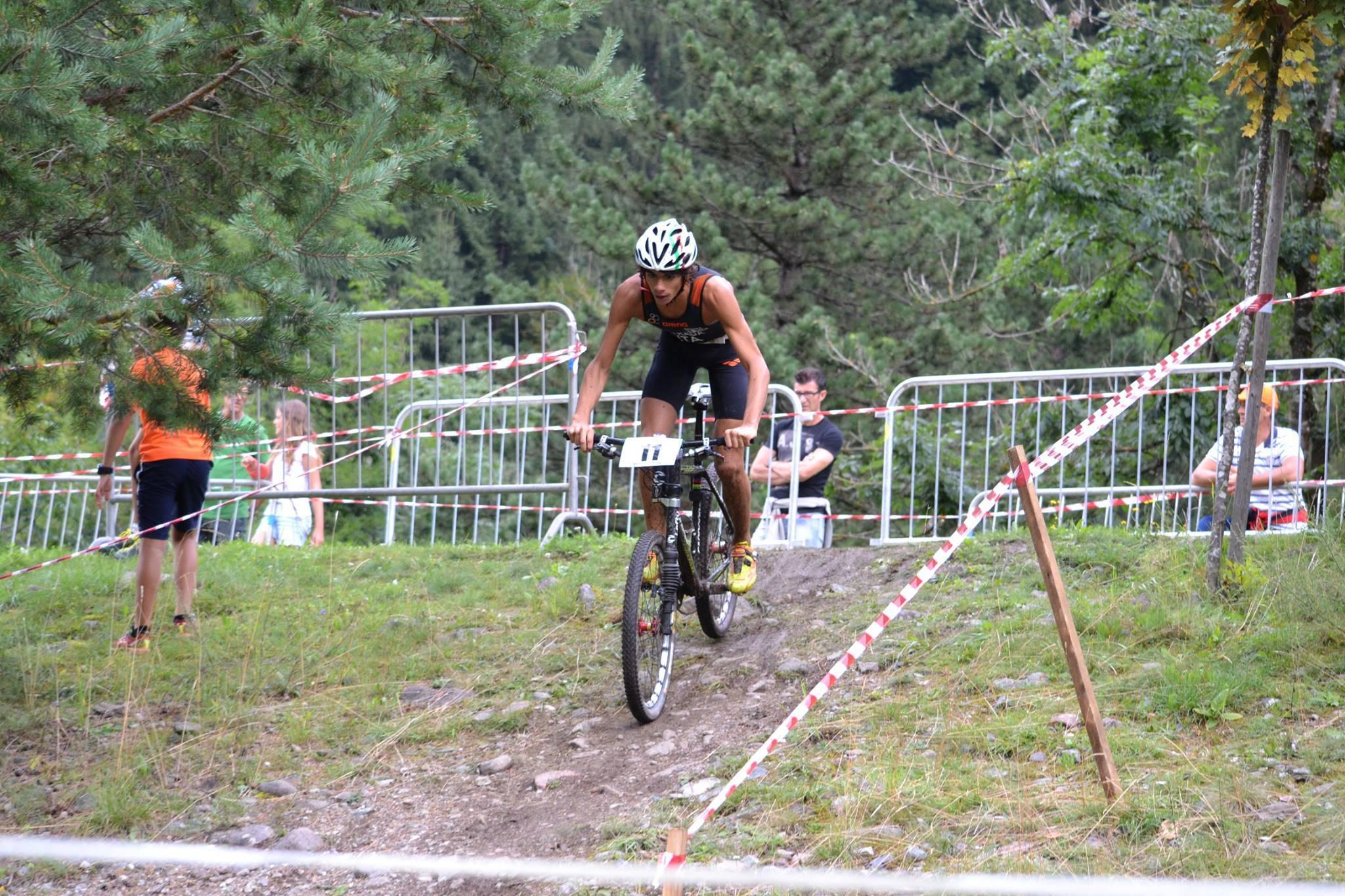 Triathlon Mtb di Predazzo