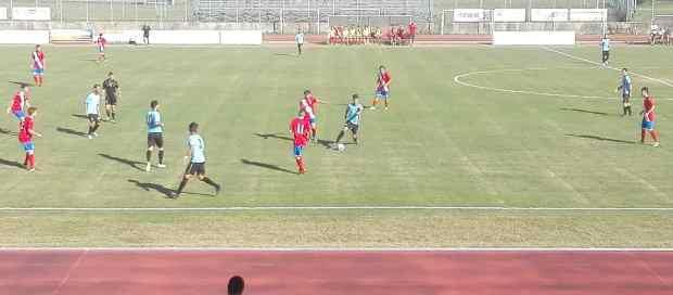Coppa Italia Promozione. Giovane Cattolica-Tropical Coriano 0-2