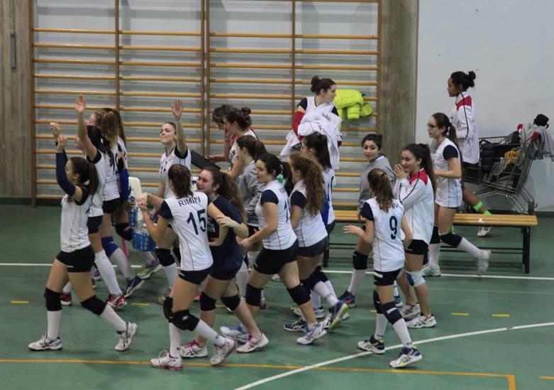 Amir e Riviera Volley Rimini