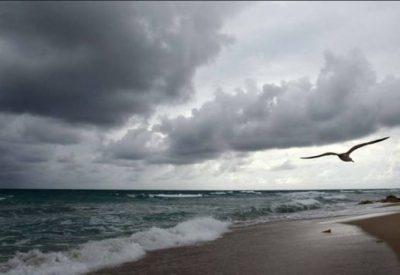 Il cielo resta perturbato. Lunedì allerta per temporali