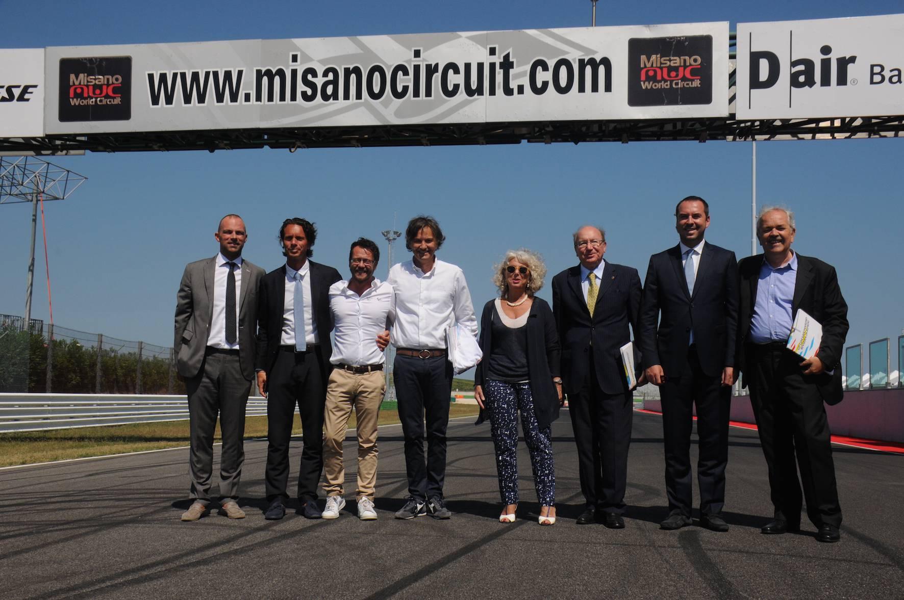 2016: Il Gran Premio Tim di San Marino e della Riviera di Rimini compie dieci anni