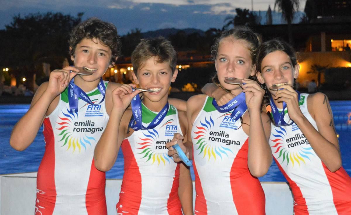 Triathlon Polisportiva Riccione. Grandi risultati in giro per l'Italia per gli atleti riccionesi (gallery)