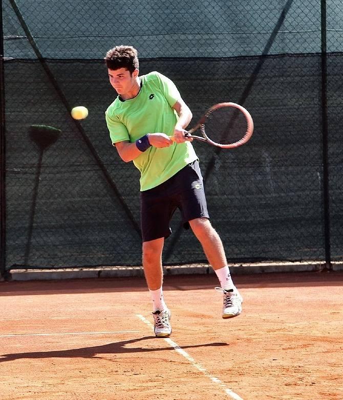 Uladzislau Zhuk e Marco Sorace Biagini avanzano nel tabellone finale dell'Open del Ct Up Tennis