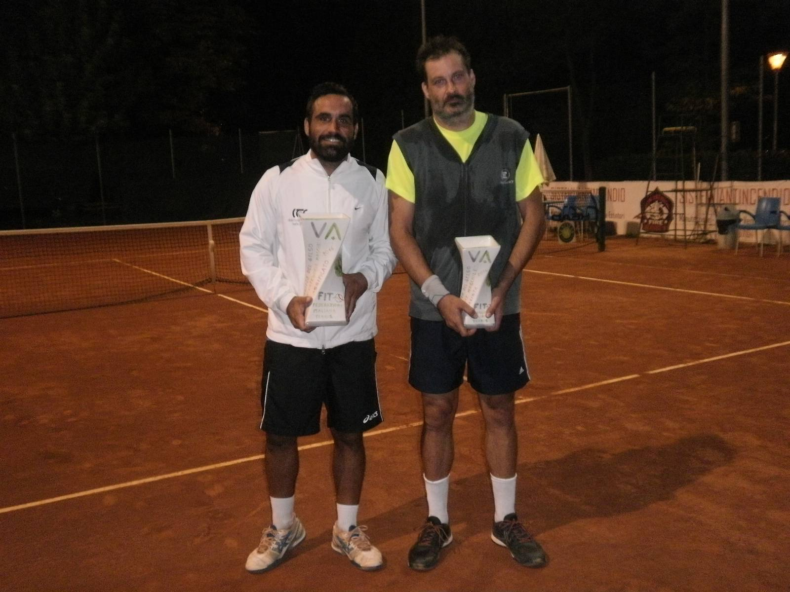 Diego Pellegrini e Massimiliano Angeli